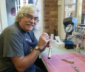 Meet Alan Braunton, bassoonist, woodwind instrument repairer and malt lover