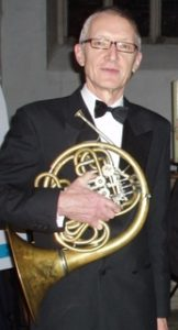 Meet our players: Phil Springate, French horn