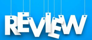 A (belatedly found) review