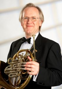 Meet our players: Mervyn Stephens, French Horn